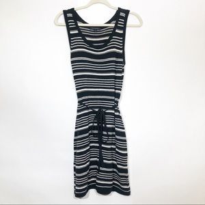 Banana Republic | Striped Knit Dress